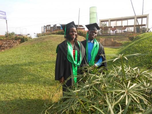 Geofrey - Graduation