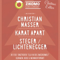 ZIKOMO goes concert-Christmas edition_Einladung