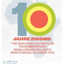 Flyer ZIKOMO goes concert IVV Seite 1