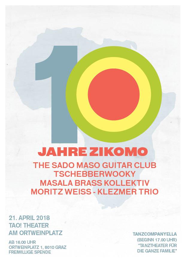 Zikomo goes Concert - mit dem Masala Brass Kollektiv