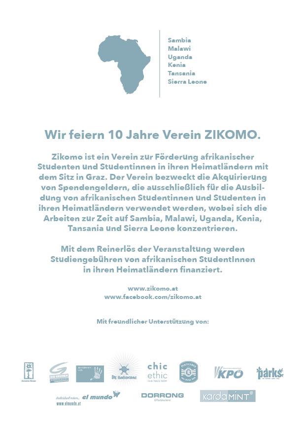 Flyer ZIKOMO goes concert IVV Seite 2